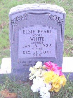 Elsie Pearl <i>Moore</i> White