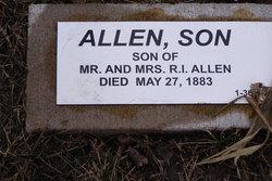 Son Allen