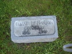 Elizabeth Lizzie <i>Hanson</i> Connolly
