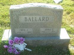 Anna G Ballard