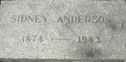 Sidney Anderson