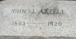 John J Axtell