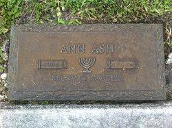 Ann Ash