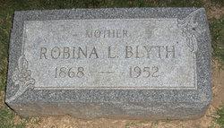Robina <i>Leadbetter</i> Blyth