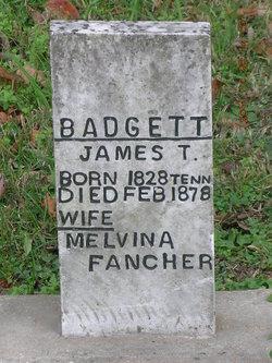 Lucy Melvina <i>Fancher</i> Badgett
