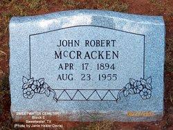 John Robert McCracken