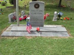 Clark Cemetery Deep Gap