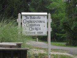 Baleville Congregational Church Cemetery