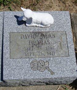David A. Thomas