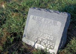 Alice Pearl Smith