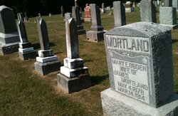 Mary <i>Ogden</i> Mortland