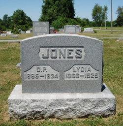 Daniel P. Jones