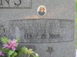 Bonnie Lavelle <i>Matthews</i> Collins