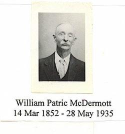 William Patrick McDermott
