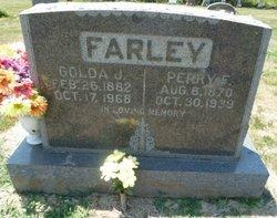 Golda Jane <i>Garriott</i> Farley