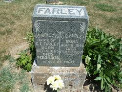 Henrietta <i>Reynolds</i> Farley