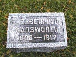Elizabeth <i>Hyde</i> Wadsworth