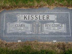 Clara <i>Eckhardt</i> Kissler