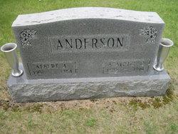 Albert August Anderson
