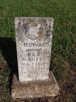 William Howard Maness