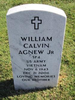 Spec William Calvin Eyes Agnew, Jr