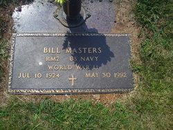 Wilbur F Bill Masters