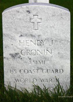 Henry John Cronin