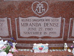 Miranda Denise Adams