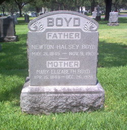 Mary Elizabeth <i>Allen</i> Boyd