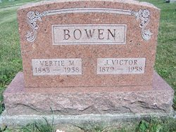 Vertie Mae <i>Browning</i> Bowen
