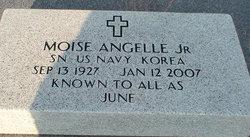 Moise June Angelle, Jr