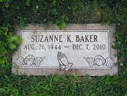 Suzanne <i>Karn</i> Baker