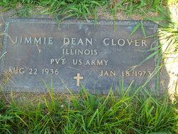 Jimmie Dean Clover