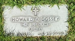 Howard A Dossey