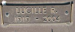 Lucille R. <i>Lhotka</i> Albers
