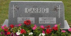 Marie <i>Grau</i> Carrig