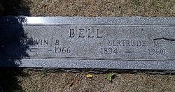 Calvin Brice Bell