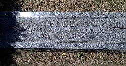 Gertrude M. <i>Freter</i> Bell