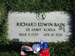 Richard Edwin Bain