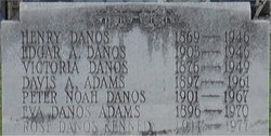 Eva <i>Danos</i> Adams