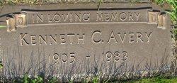 Kenneth Charles Avery
