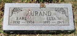 Earl V Aurand