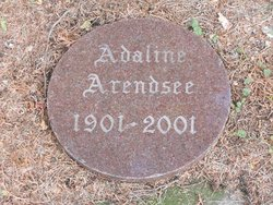 Adaline Victoria <i>Brown</i> Arendsee