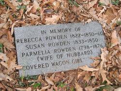 Hubbard A Rowden
