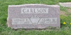 Clara <i>Mackin</i> Carlson