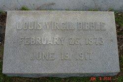 Louis Virgil Virgil Dibble, Sr