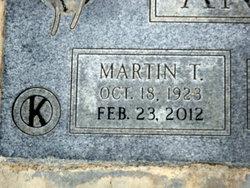 Martin T Andrew