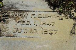 Reuben Flournoy Burch, Sr