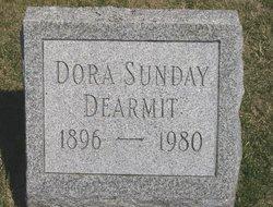 Dora Margaret <i>Sunday</i> DeArmit