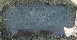 Maurita Margaret <i>Kelly</i> Couch